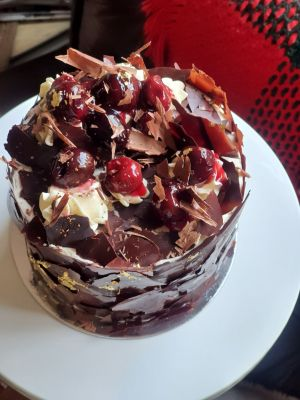 Black forest indulgence